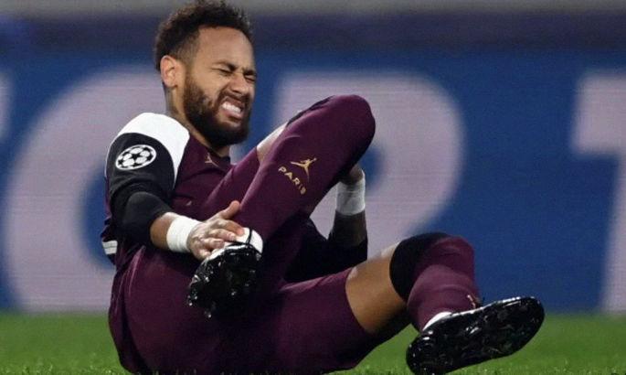 У Парижі не ризикують: Неймар може пропустити матч-відповідь із Барселоною у Лізі чемпіонів