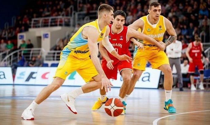 Рейтинг FIBA: Украина поднялась на 28-е место