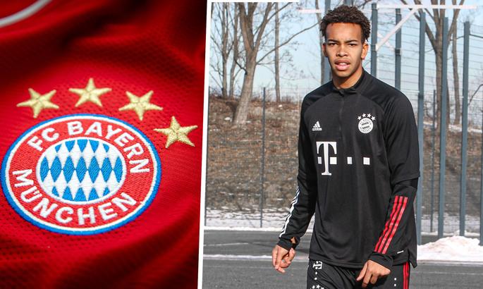 Баварія підписала контракт з 17-річним австрійським півзахисником