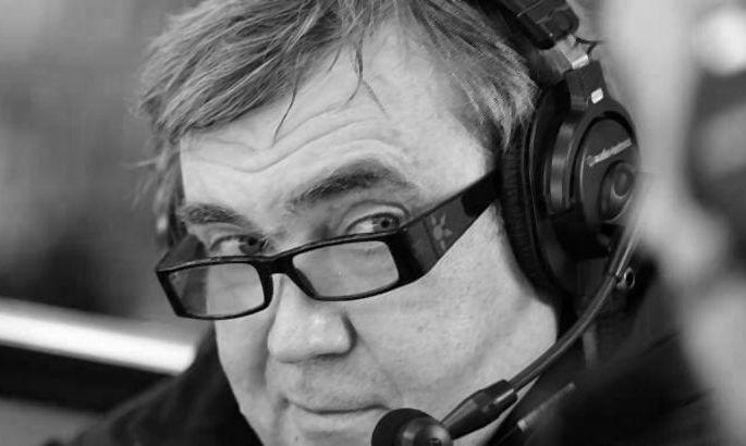 В возрасте 59 лет скончался комментатор Юрий Розанов