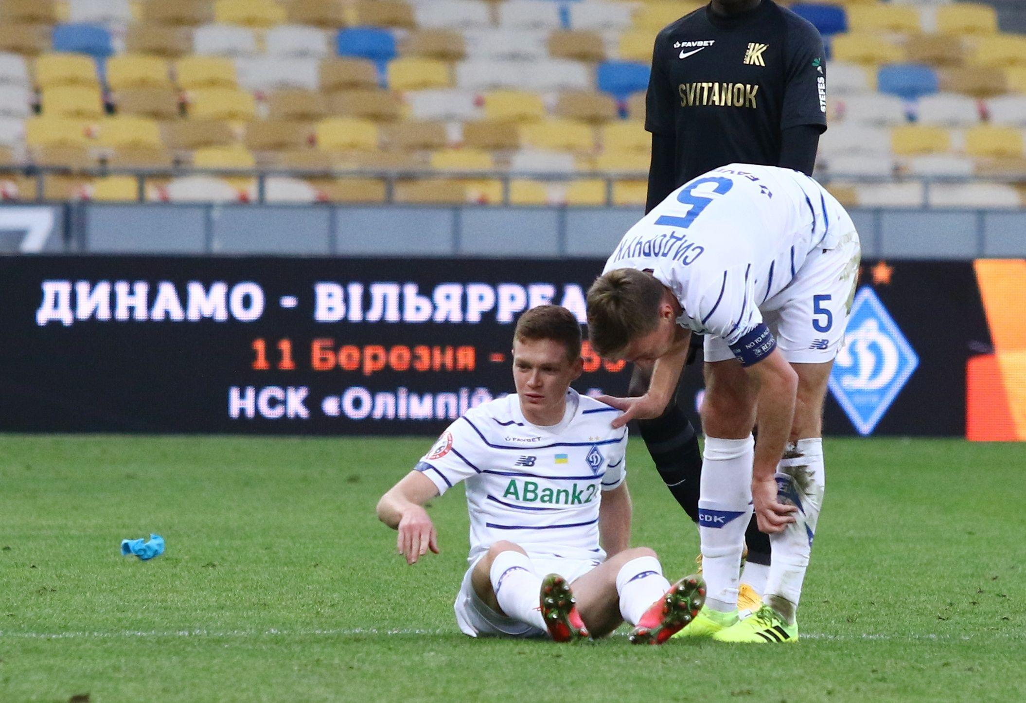 Пробили стену. Динамо - Колос 0:0 / 4:3 пен. - изображение 2