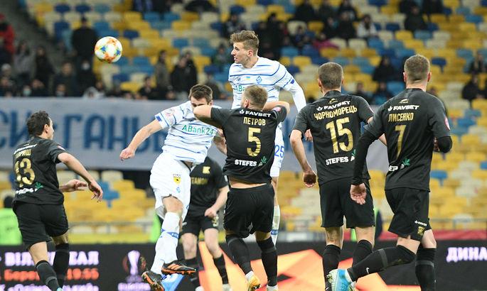 Динамо - Колос 0:0, 4:3 пен. Видеообзор матча и серия пенальти