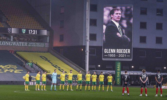 На футбольных матчах в Англии поминают легенду Ньюкасла и Уотфорда