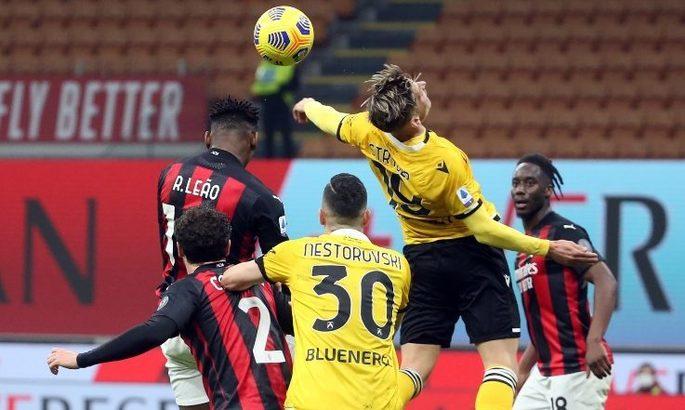 Серия А. Рекорд сезона Аталанты, Милан спасается от поражения, Рома вырывает победу
