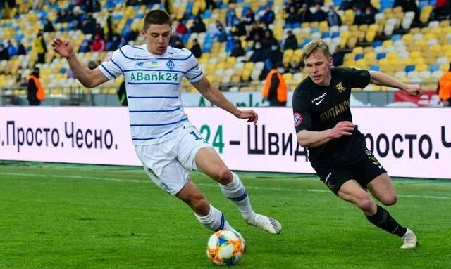 Защитник Динамо: В кубковых играх нет такого понятия, как фаворит или аутсайдер