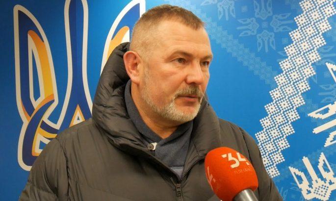 Береза: Зараз Дніпро-1 стоїть на порозі створення гарної, прогресуючої команди