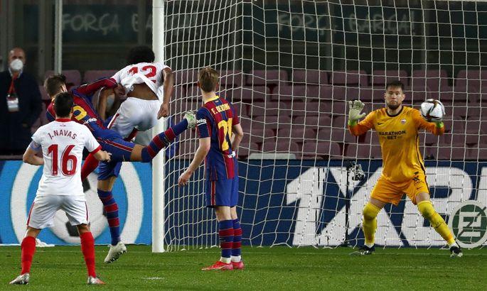 Реванш - это мягко сказано. Барселона - Севилья 3:0. Обзор матча и видео голов