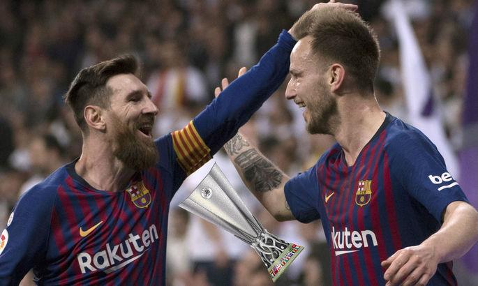 Ракітіч: Я сказав Мессі, що у мене є трофей, який він ніколи не виграє