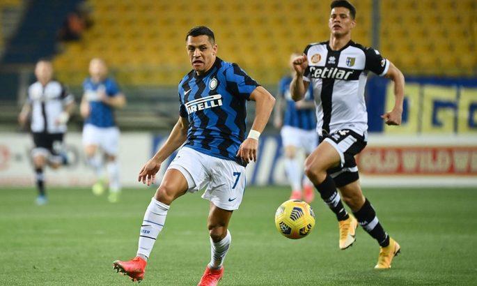 Серия А. Интер сбавил темп в игре, но не в результате: вновь победа