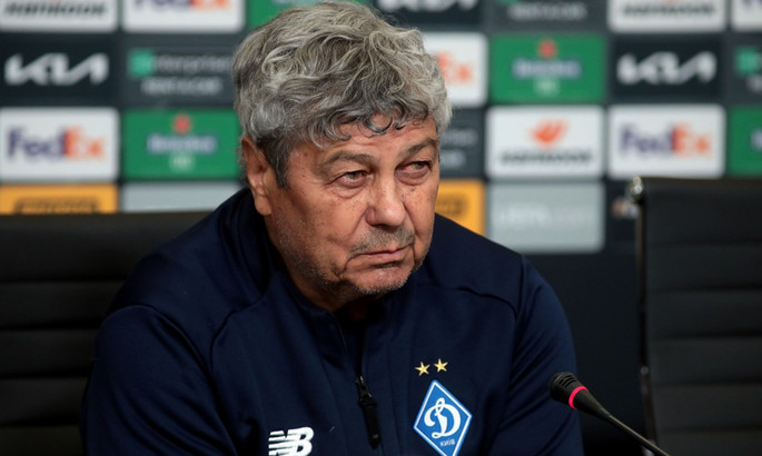 Динамо проведет товарищеский матч с бывшей командой Луческу