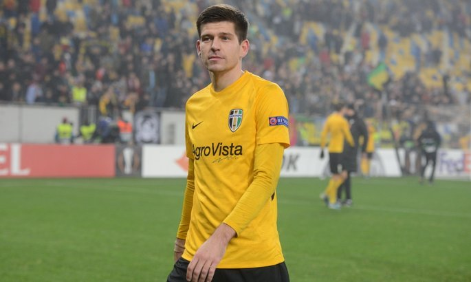 Ковалец получил серьезное повреждение в матче с Ворсклой
