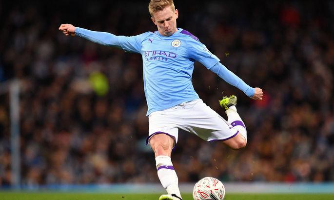 СМИ: Манчестер Сити готовит улучшенный трудовой договор для Александра Зинченко