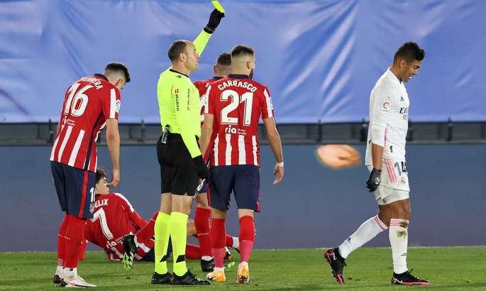 Кто самый сильный в Мадриде? Прогноз на матч Атлетико - Реал