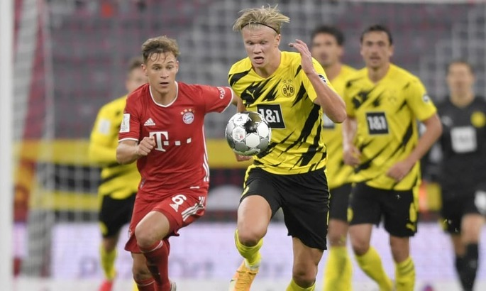 Бавария - Боруссия Дортмунд. Прогноз на матч Бундеслиги