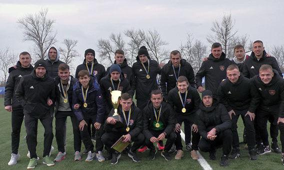 Таврия впервые завоевала Кубок Крыма