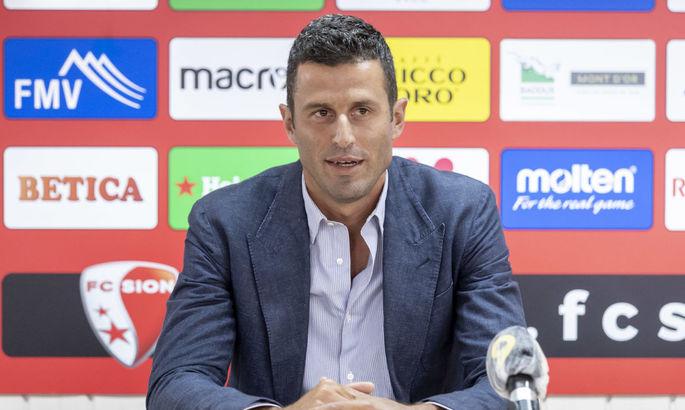 Швейцарский Сьон лишился тренера-чемпиона мира
