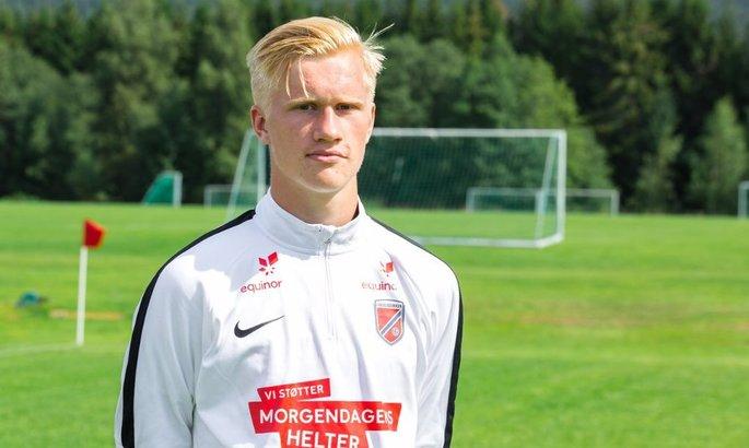 Кузен Холанда разрывает на молодежном уровне Мольде. 64 гола в 37 матчах
