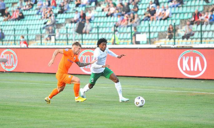 Два удаления и пенальти. Мариуполь - Ворскла 0:1. Видео гола и обзор матча
