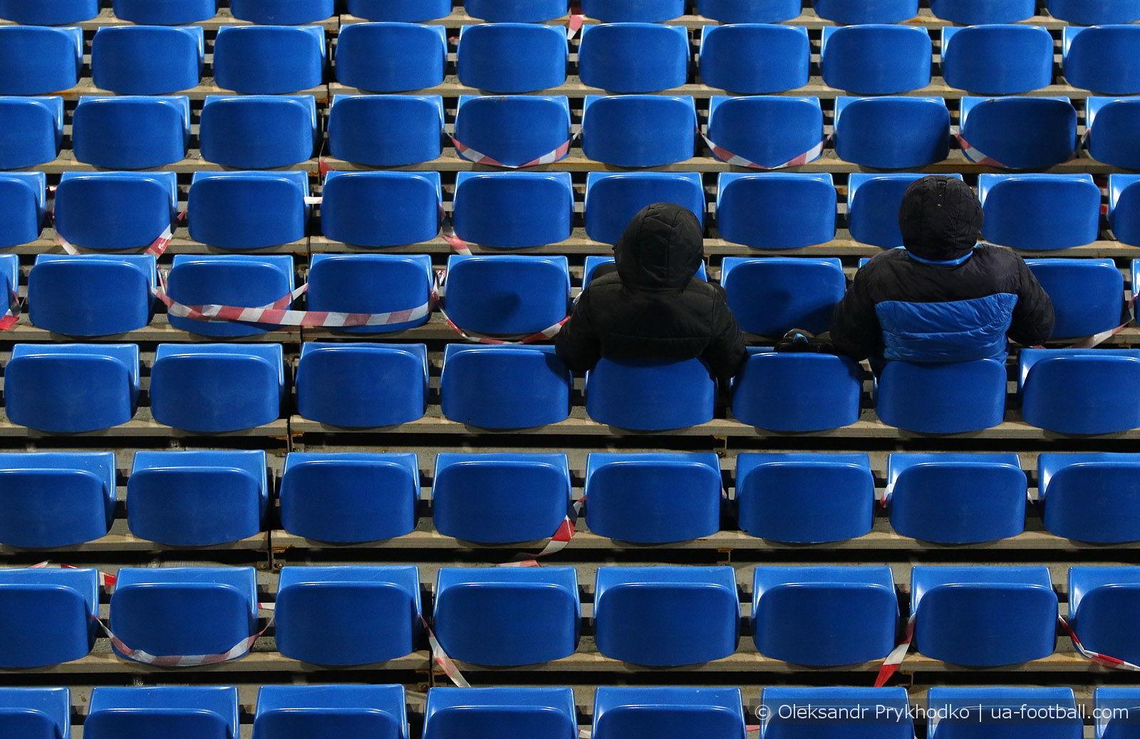 Рядовое дерби с незаурядным скандалом. ФОТО репортаж с матча Олимпик - Шахтер - фото 14