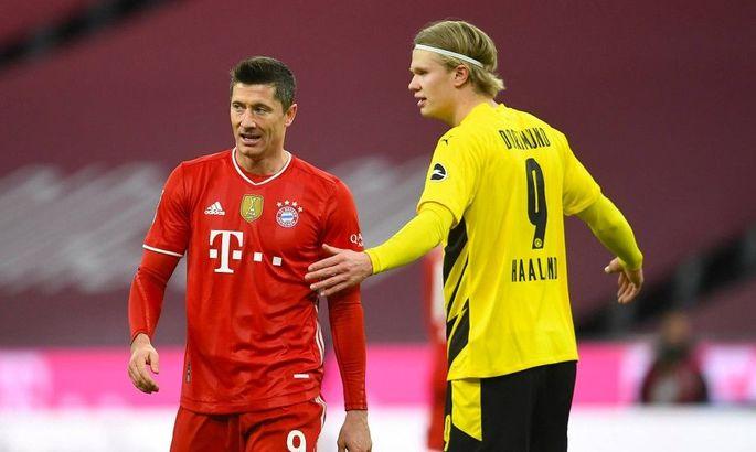 Бавария - Боруссия Дортмунд 4:2. Обзор матча и видео голов