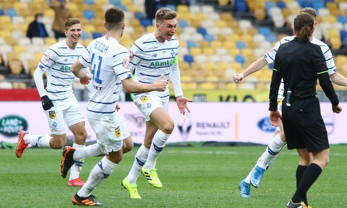Динамо снова опережает Шахтер на четыре очка. Турнирная таблица УПЛ 2020/21