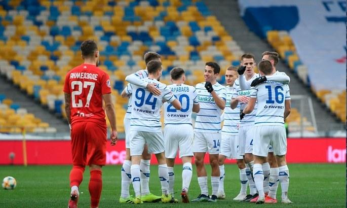 Динамо - ФК Минай 3:0. Огляд матчу і відео голів