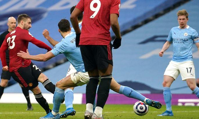 Ман Сіті - Ман Юнайтед 0:2. Всі переможці так схожі, а кожен, хто програв нещасний по-своєму - изображение 2