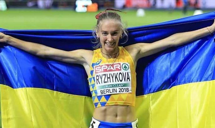 Украинские легкоатлетки на чемпионате Европы побили рекорд, который стоял с 1997 года