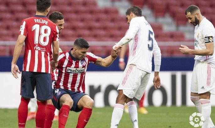 Нічия на користь Барси. Атлетико - Реал 1:1. Огляд матчу та відео голів