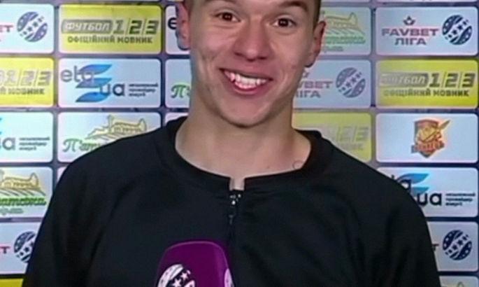 Вратарь Ингульца – Поворознюку: Григорьевич, еб**ть Колос не вышло, но ничья – тоже неплохой результат