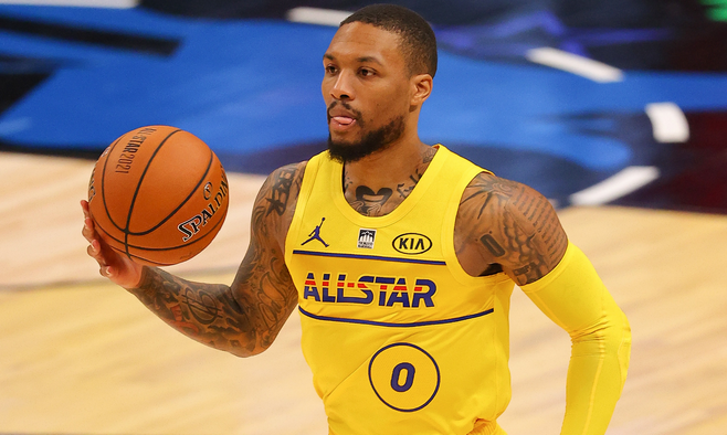 Победный трехочковый Лилларда – лучший момент Звездного уик-энда НБА. ВИДЕО