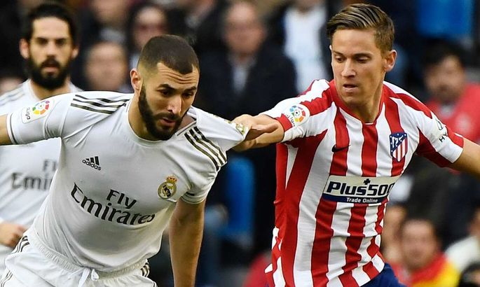 """""""Они критикуют даже правильные решения"""". Атлетико – о недовольстве Реала судейством в дерби Мадрида"""