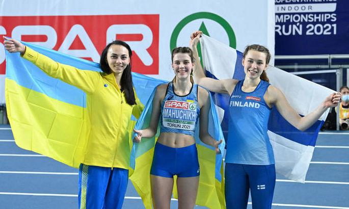 Бех-Романчук и Магучих на высоте. Главные успехи украинцев на зимнем чемпионате Европы