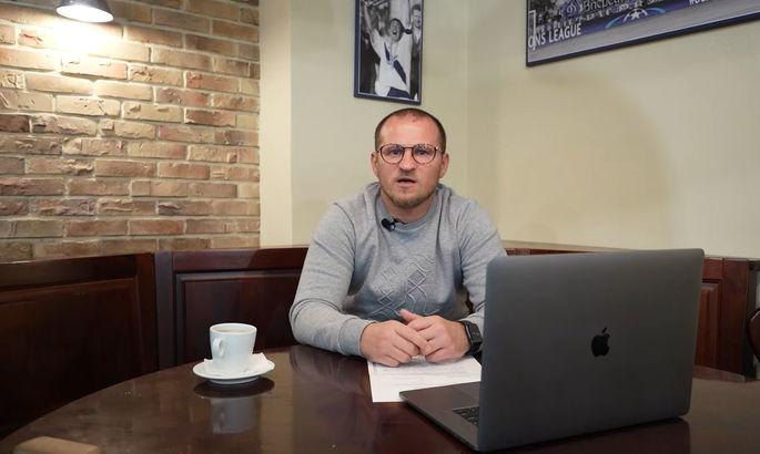 Алиев - Павелко: Андрей, не занимайся ерундой. У меня тоже есть к тебе вопросы