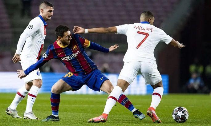 Ждем голов и открытого футбола. ПСЖ - Барселона. Анонс и прогноз на матч Лиги чемпионов