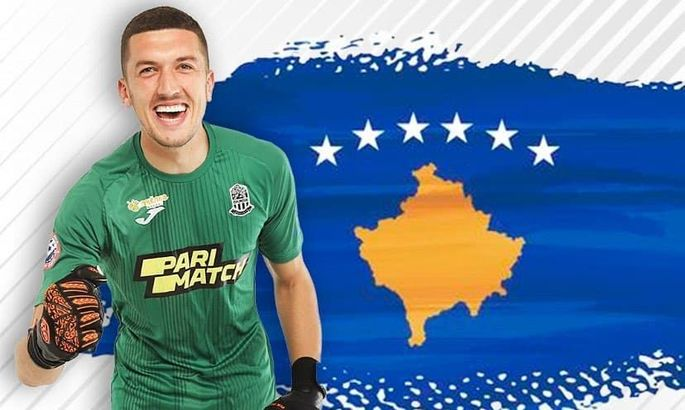 Голкипер Олимпика получил дебютный вызов в сборную Косова