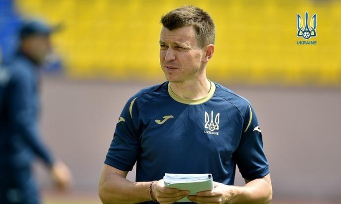 Руслан Ротань назвал состав молодежной сборной Украины на турнир Antalya Cup 2021