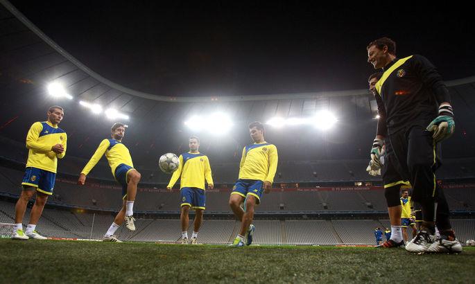 Амбиции под давлением. UA-Футбол представляет соперника: Вильярреал (Испания)