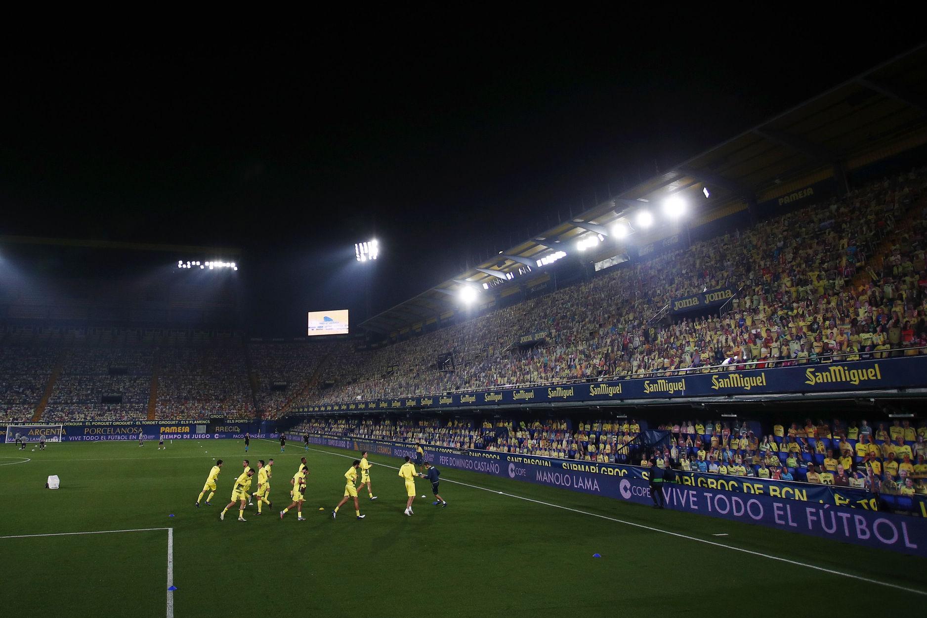 Амбіції під тиском. UA-Футбол представляє суперника: Вільярреал (Іспанія) - изображение 1