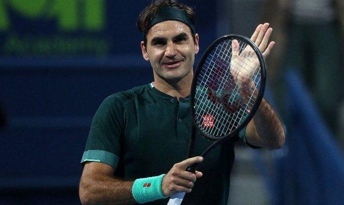 Федерер рассказал, чем занимался во время травмы