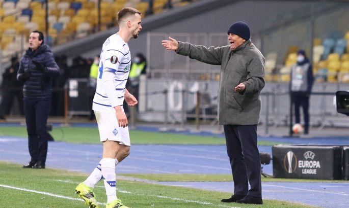 Кендзера: Луческу дал новую жизнь Динамо