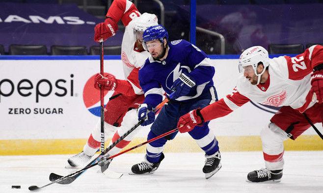 НХЛ: Детройт засмутив Тампу, Вашингтон вивіз перемогу з Філадельфії