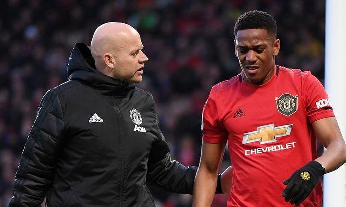 Сульшер прокомментировал повреждения трех форвардов Манчестер Юнайтед