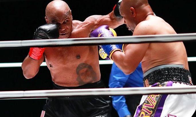 Тайсон хочет в следующем бою драться до нокаута