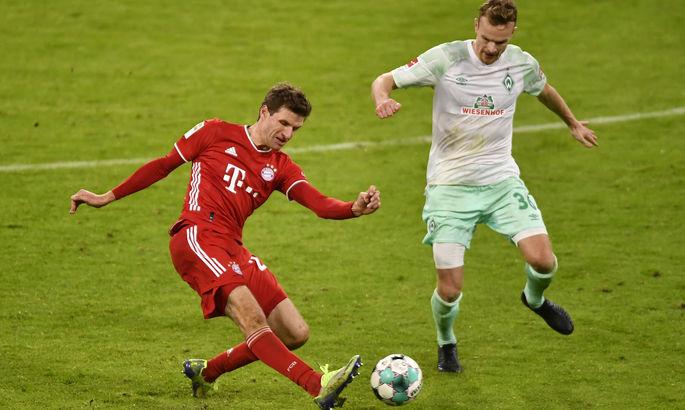 Вердер - Бавария. Анонс и прогноз на матч Бундеслиги на 13.03.21