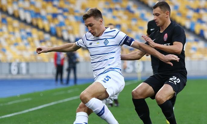 Заря - Динамо: когда и где смотреть онлайн матч чемпионата Украины