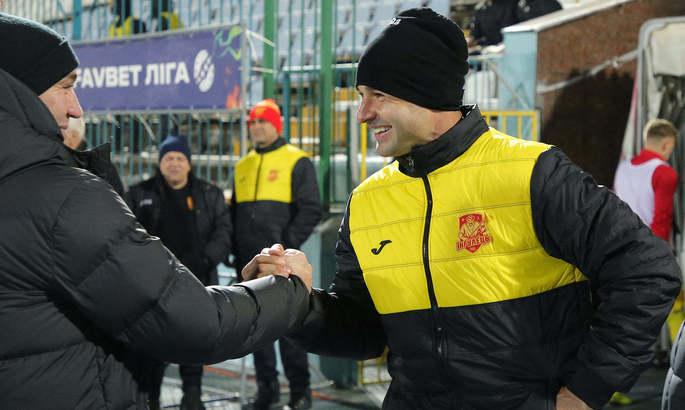 Бартулович продлил контракт с Ингульцем на два года