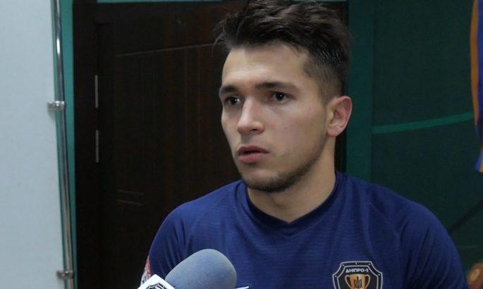 Дубінчак: Я б дуже хотів зіграти в матчі з Динамо, але це неможливо