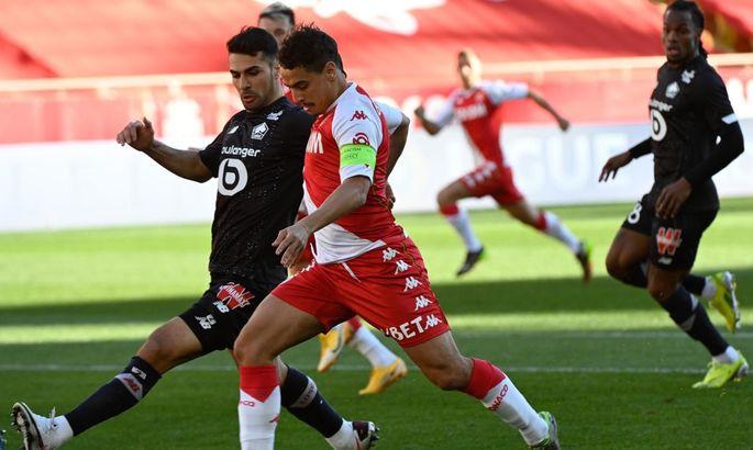 Лига 1. Монако - Лилль 0:0. В Париже и Лионе аплодируют стоя