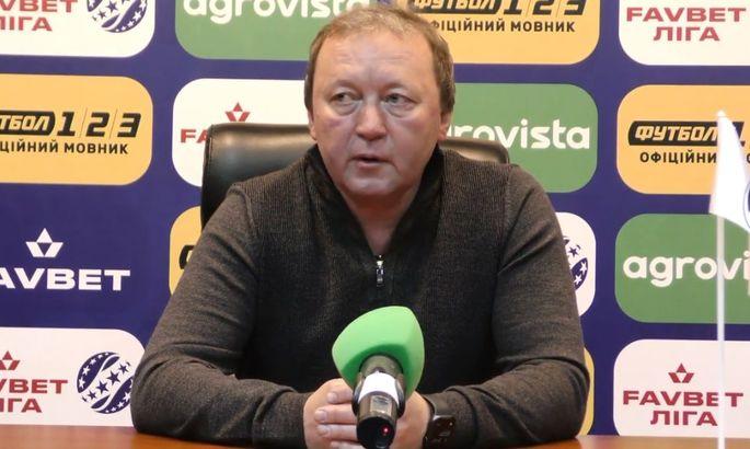 Шаран: Мы хотели отобрать очки у Динамо. Очень обидно, досадно